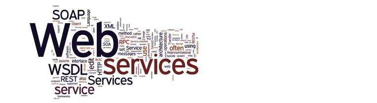 how to develop web services